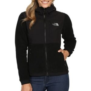 Women's The North Face Denali with hood